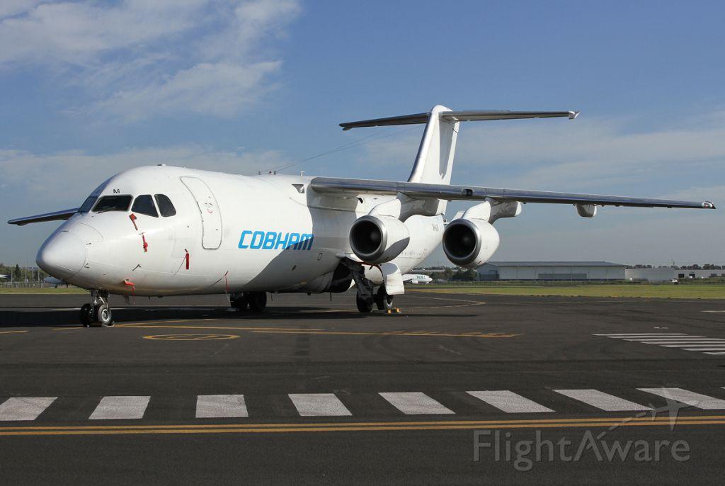 British Aerospace BAe-146-300 (VH-NJM)
