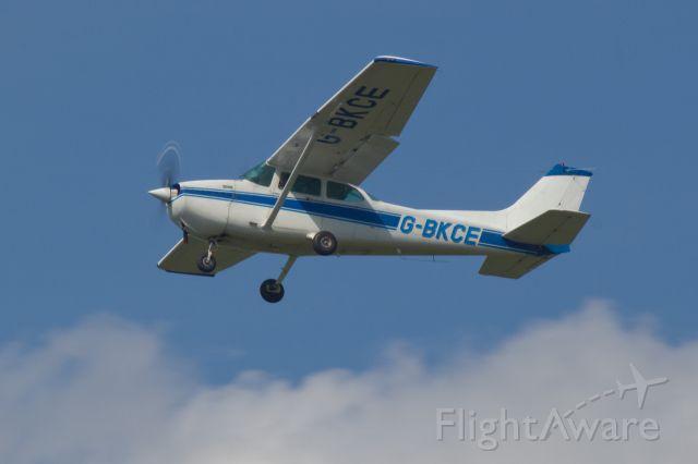 Cessna Skyhawk (G-BKCE)