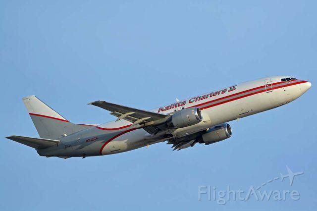 BOEING 737-400 (N732CK) - Kalitta Charters Boeing 737-405 N732CK at Phoenix Sky Harbor on January 30, 2018.