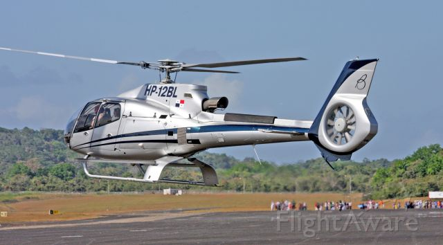 HP12BL — - Eurocopter 130T2