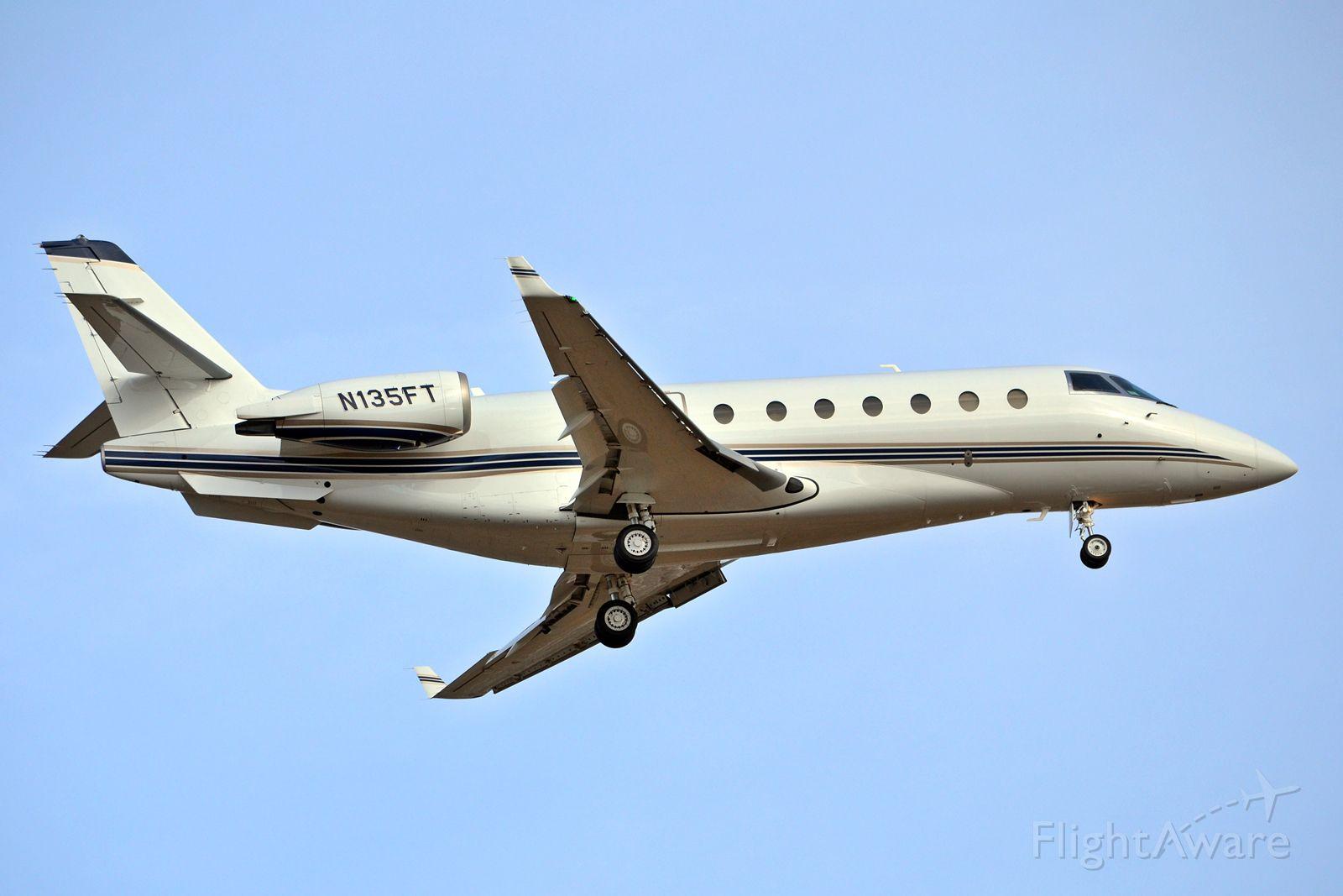 IAI Gulfstream G200 (N135FT)