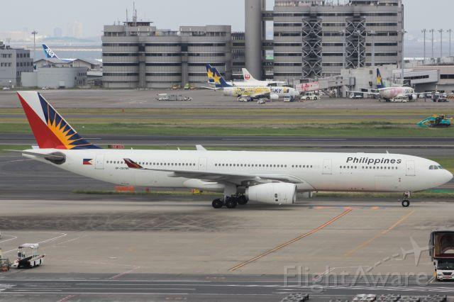 Airbus A330-300 (RP-C8786)