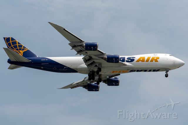 BOEING 747-8 (N856GT)