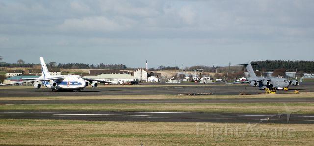 Antonov An-124 Ruslan (RNA82045)