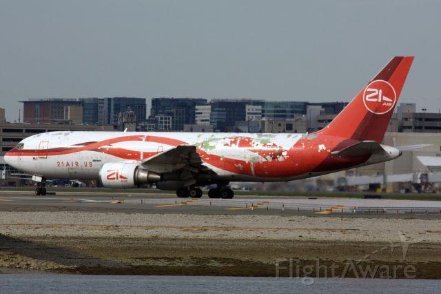 BOEING 767-200 (N999YV)