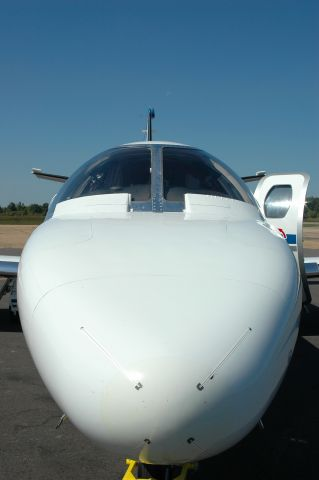 Cessna Citation II (N132MT) - Citation Bravo.