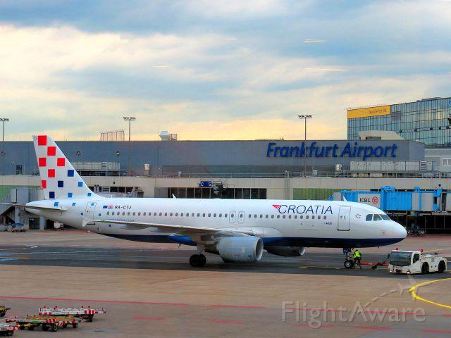Airbus A320 (9A-CTJ)
