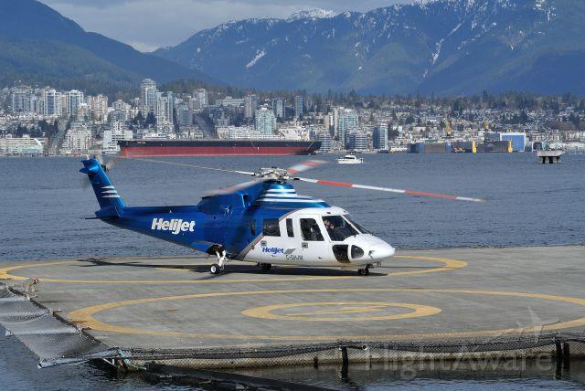 Sikorsky S-76 (C-GHJW)