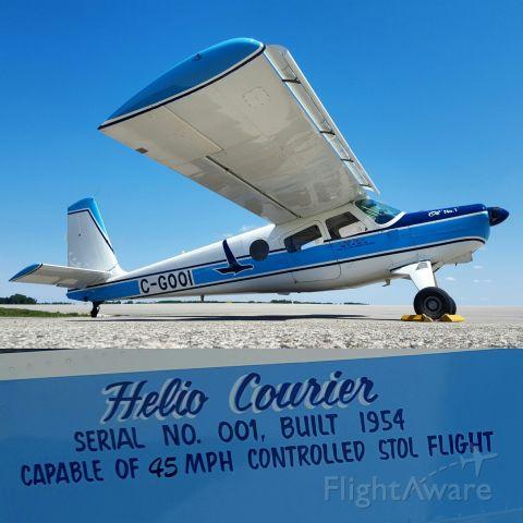 HELIO U-10 Super Courier (C-GOOI)