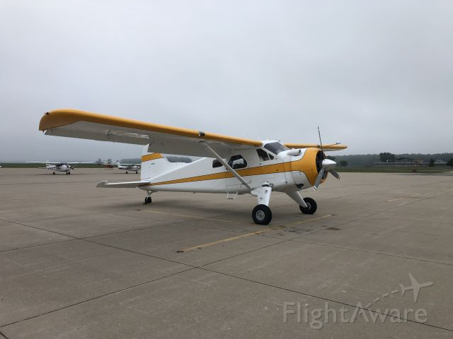 N67692 — - Parked on the ramp
