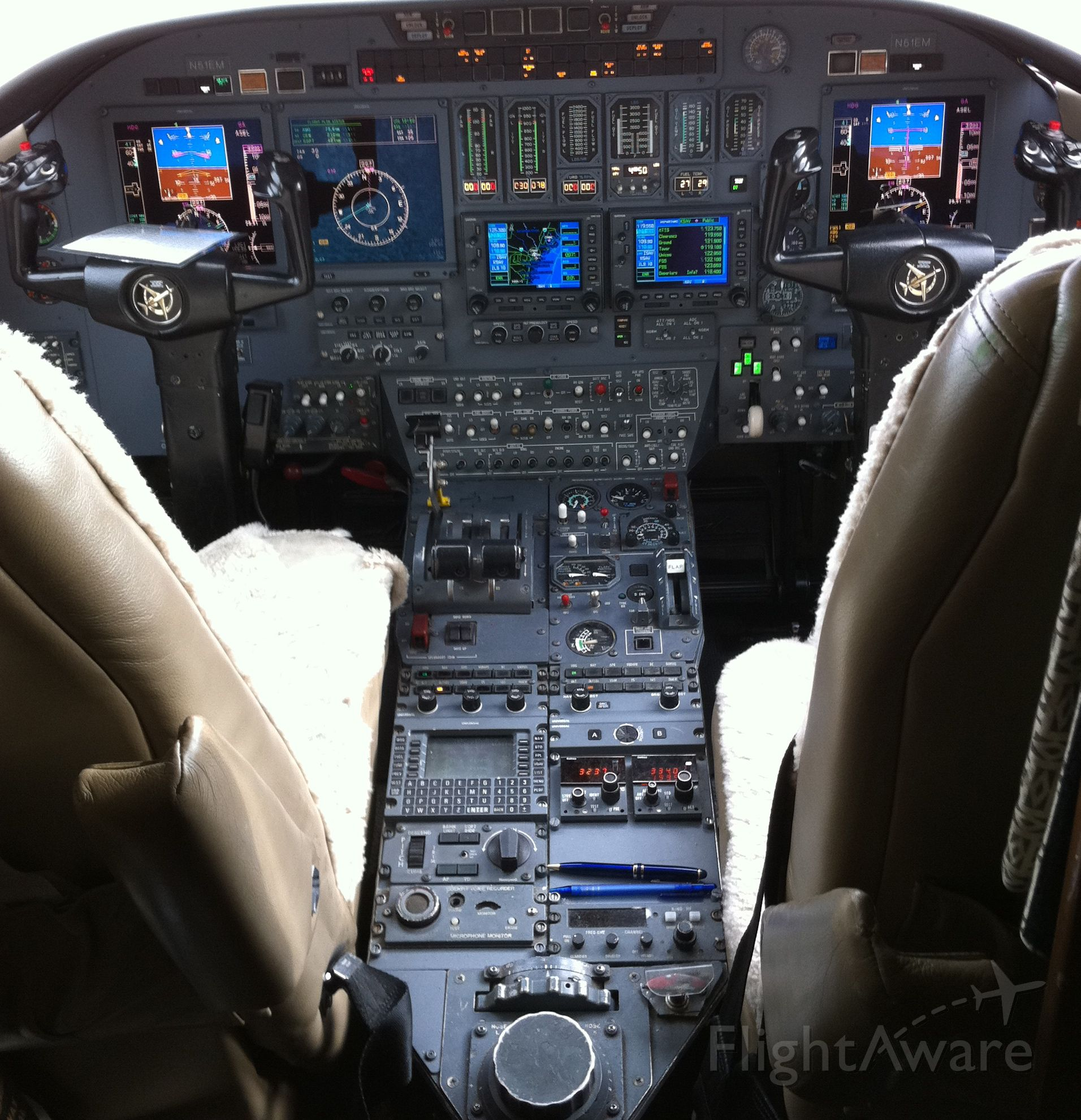 Cessna Citation III (N51EM)