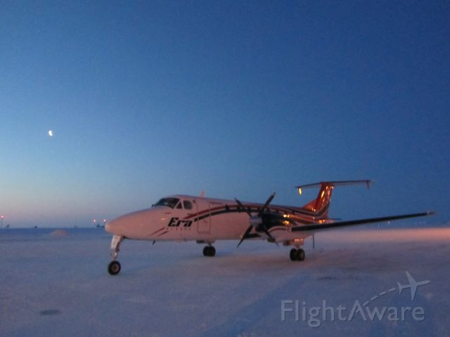 Beechcraft 1900 (N575A) - Early morning at PABR!