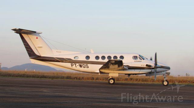 Beechcraft Super King Air 200 (PT-WGS)
