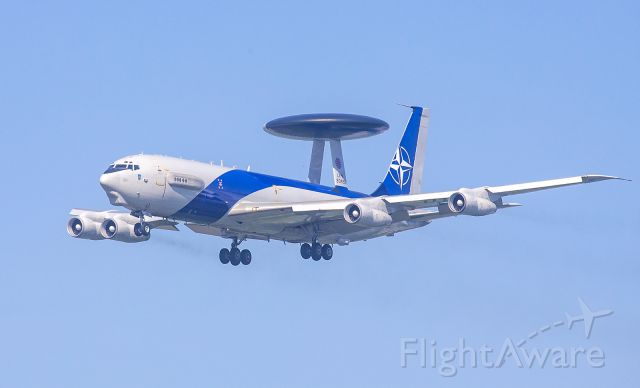 Boeing JE-3 Sentry (LXN90450)