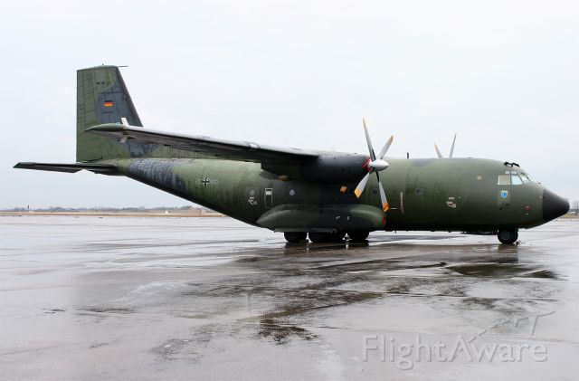 TRANSALL C-160 (N5105) - 5105 is one of the last, still operational, Transalls of LTG-62