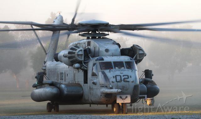 — — - The Sikorsky CH-53E Super Stallion, Yuma Kiwanis park, AZ