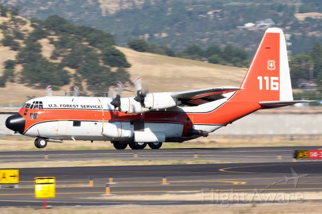 Lockheed C-130 Hercules —