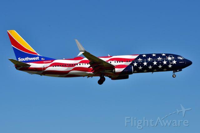 Boeing 737-800 (N500WR) - 5-R 06-22-21
