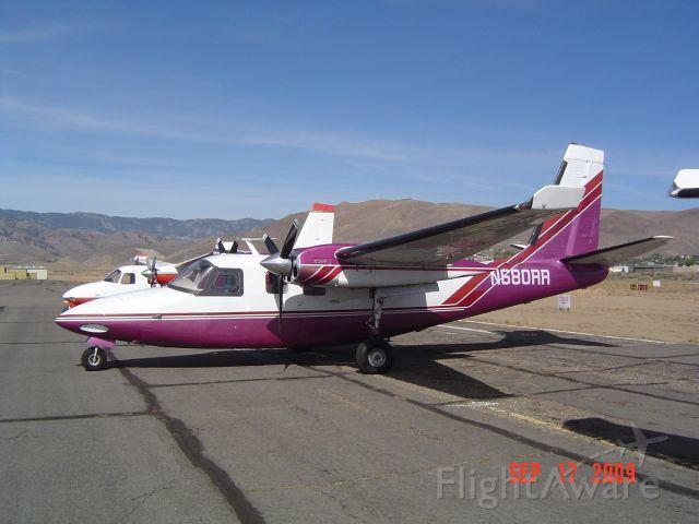 Aero U-9 Commander 680 Super (N680RR)