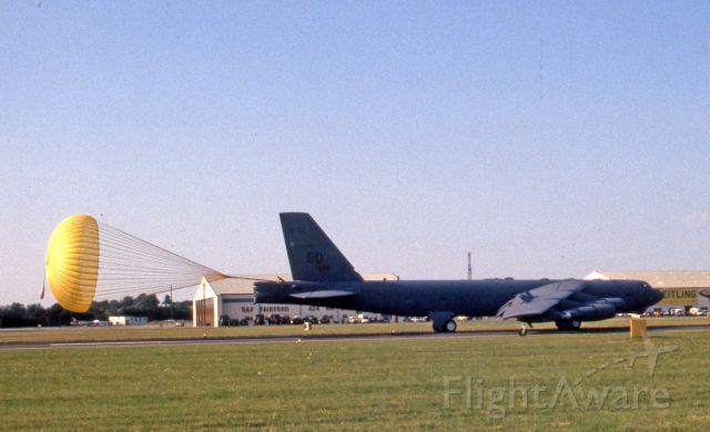 Boeing B-52 Stratofortress — - 20 July 1997 International Air Tattoo