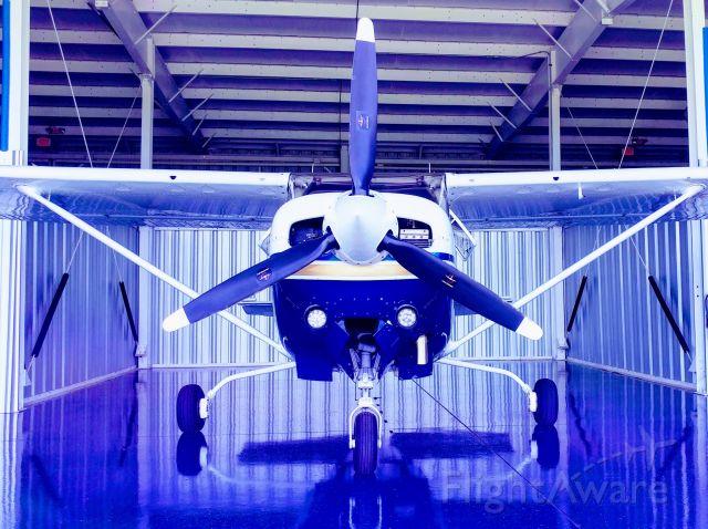 Cessna Skylane (N4428R) - New home KOCF
