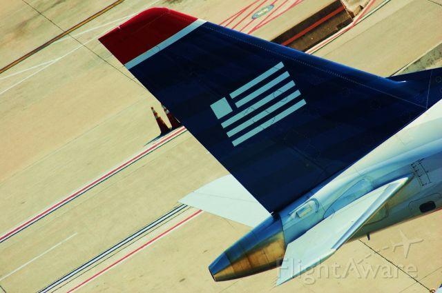 Embraer 175 (N124HQ) - US Airways ERJ-175.