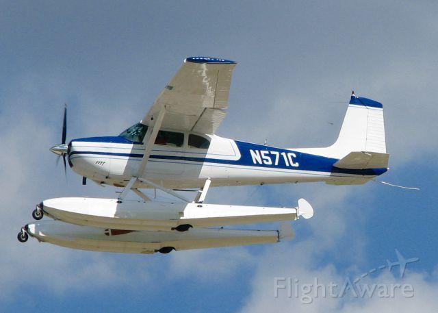 Cessna Skywagon 180 (N571C) - AirVenture 2016.