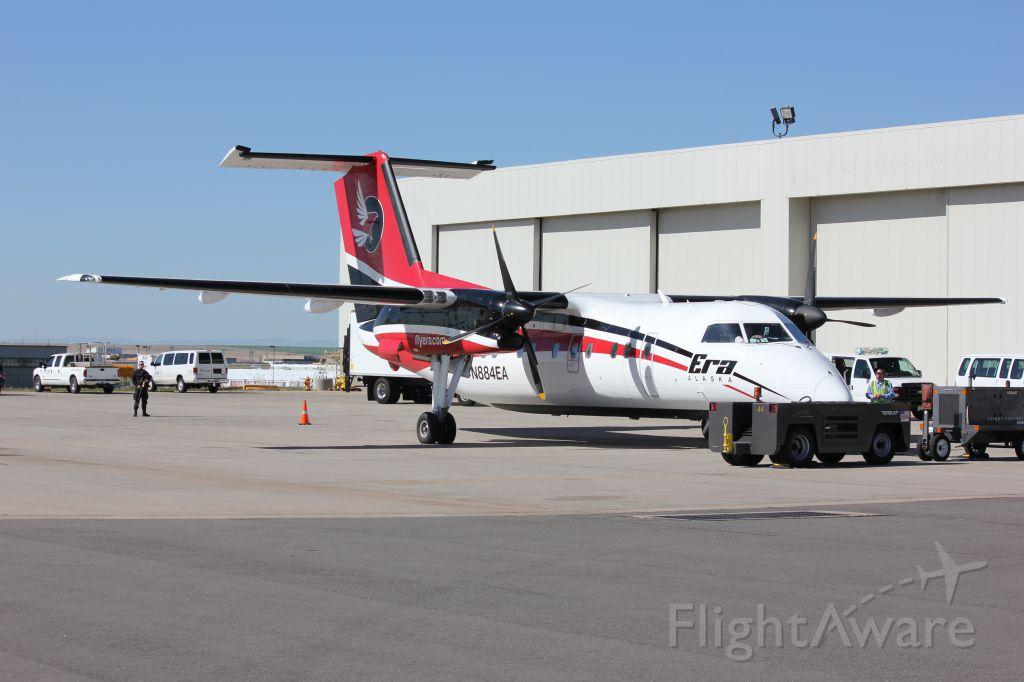 de Havilland Dash 8-100 (N884EA)