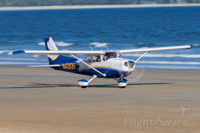 Cessna Skyhawk (N4283S) - Old Orchard Beach, ME