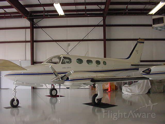 Cessna 340 (N340TU) - 1981 340A