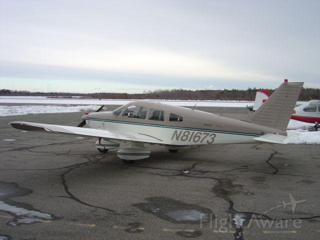 Piper Cherokee (N81673)