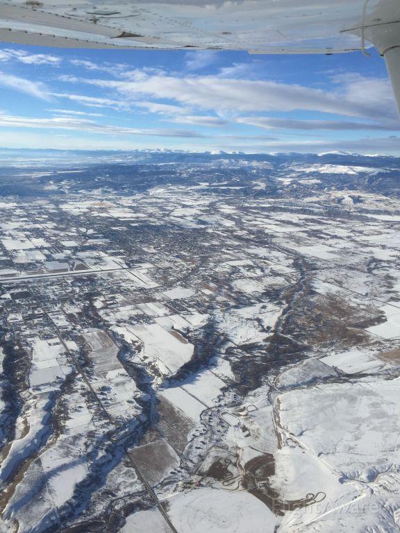 Cessna 206 Stationair — - Vernal,Utah