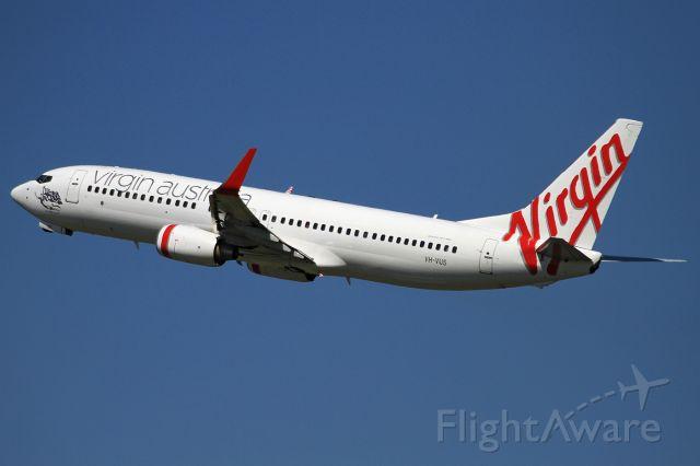 Boeing 737-800 (VH-VUS)