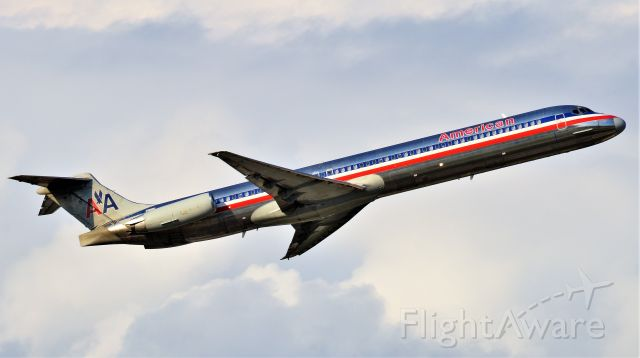 McDonnell Douglas MD-83 (N970TW)