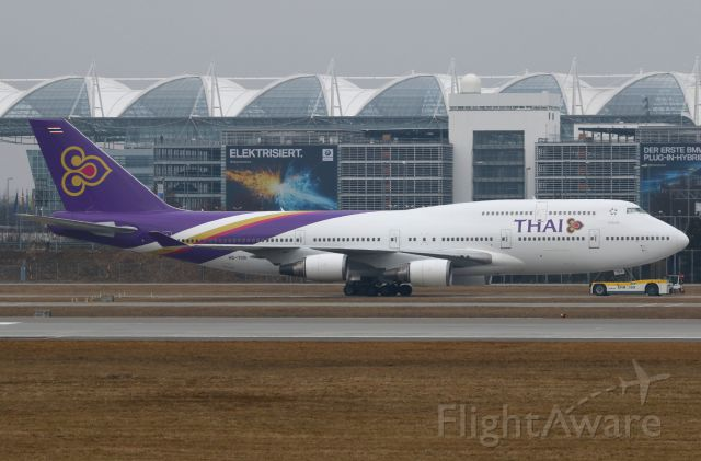Boeing 747-400 (HS-TGB)