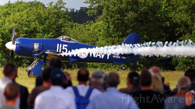 F-AZXJ — - Airshow 2015 à La Ferté Alais.