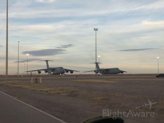 Lockheed C-5 Galaxy — - The AirForces 2 slumbering giants...