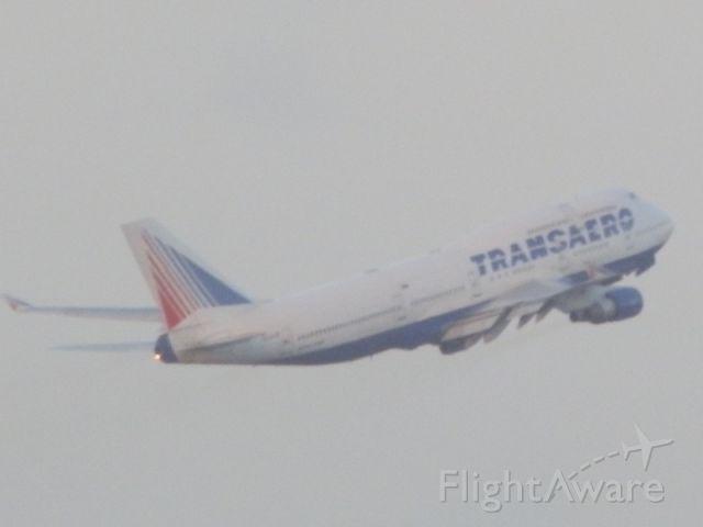 Boeing 747-400 (EI-XLM)