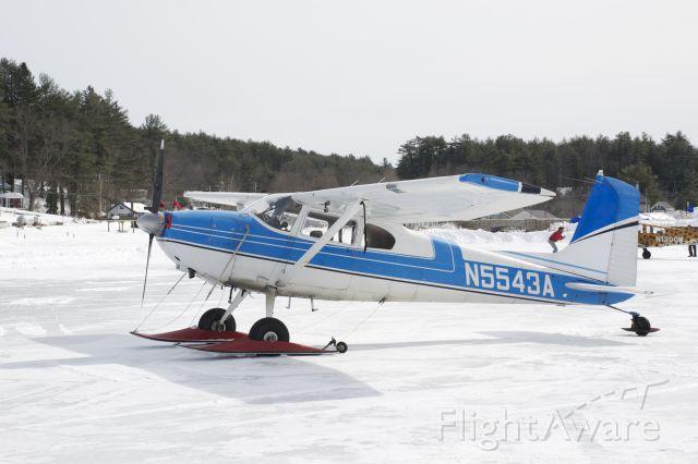 Cessna Skywagon 180 (N5543A)