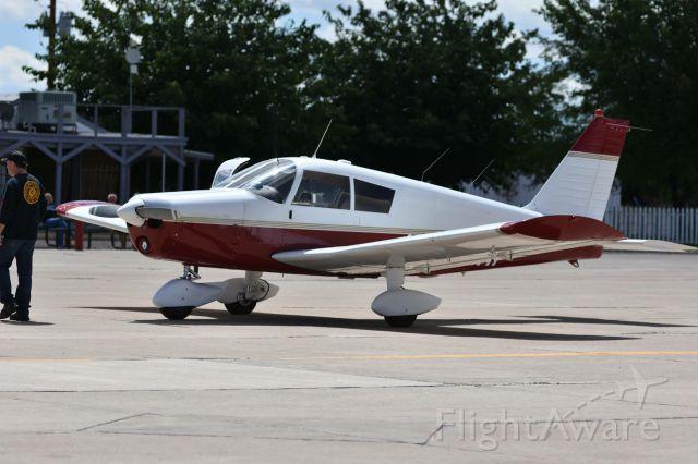 Piper Cherokee (N416HP) - Coolidge Monthly Breakfast Fly-In