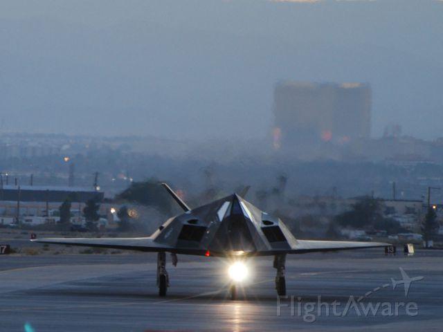 Lockheed Nighthawk — - Aviation Nation 2007