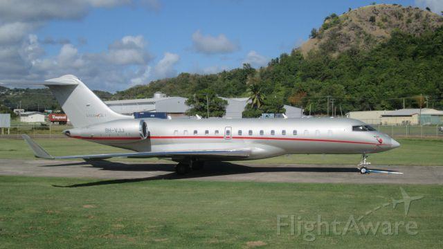 Bombardier Global Express (9H-VJJ)