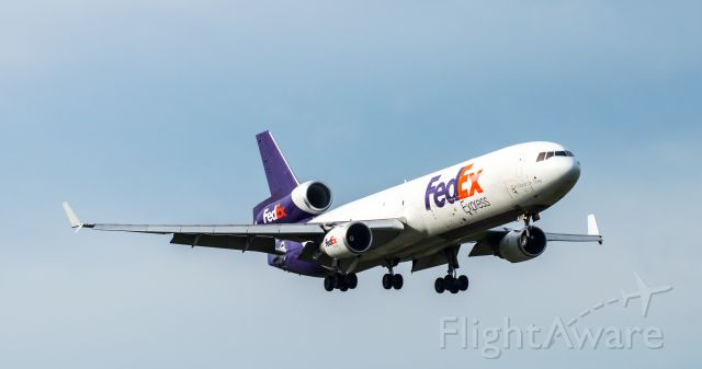 Boeing MD-11 (N625FE) - Shot with a Nikon D3200 w/ Nikkor 70-300mmbr /Best viewed in Full Size