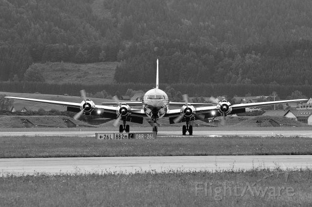 Douglas DC-6 (OE-LDM) - Airpower19
