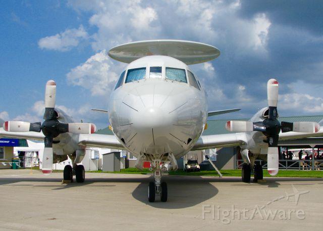 Lockheed P-3 Orion (N149CS) - AirVenture 2016