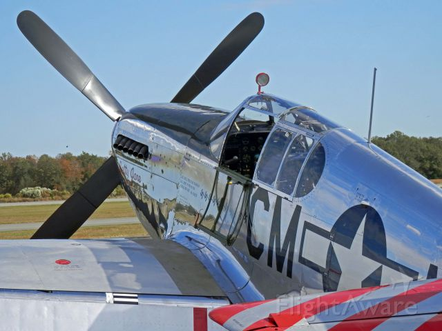 North American P-51 Mustang (NL251MX) - PERRY GEORGIA