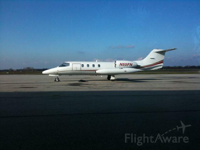 Learjet 35 (N55FN)
