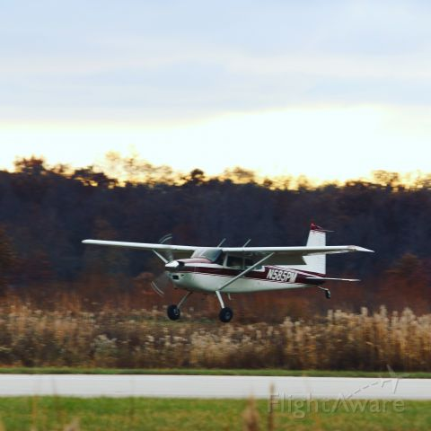 Cessna Skywagon (N585PM) - Wheel landing
