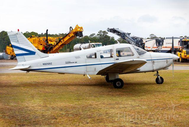 Piper Cherokee (N8269Z)