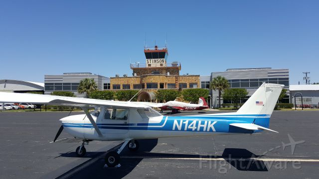 Cessna Commuter (N1234) - BBQ run to SSF